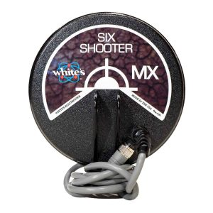 Whites MX Six Shooter 6""