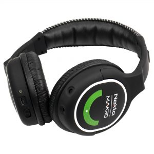 Nokta Makro 2.4GHz Headphones - Green Edition