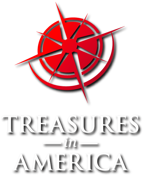 Treasures in America Company Logo