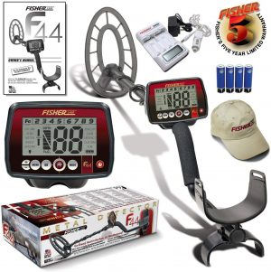 Fisher F44 Bundle Offer