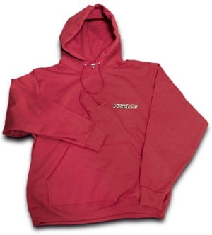 Fisher Hooded Sweatshirt (Multiple Sizes)