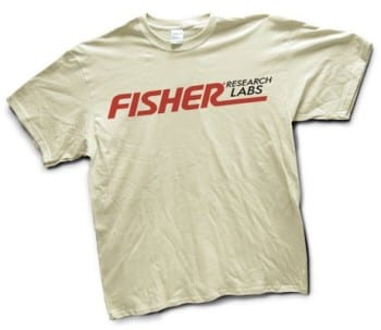 Fisher T-Shirt (Multiple Sizes)