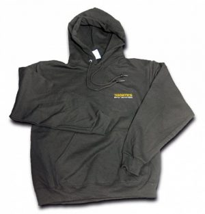 Teknetics Hooded Sweatshirt - M, L, XL (indicate size)