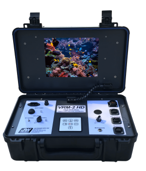 JW Fisher VRM-2 HD Video Recorder and Monitor