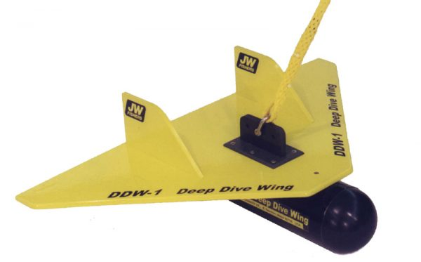 JW FISHER DEEP DIVE WING